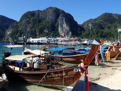 Thajsko Ko Lanta 15.1. - 30.1.2017